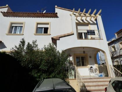 Nice Semi detached in Calpe with 2 bedrooms