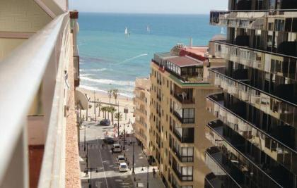 Excellent downtown apartment in Calpe