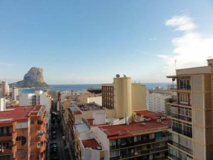 Apartment in the heart of Calpe