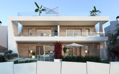 2 bedroom Apartment in Finestrat - Cala Finestrat