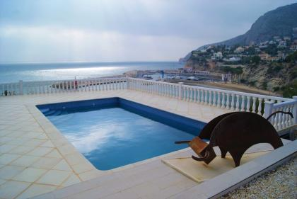 Nice beach villa in Calpe