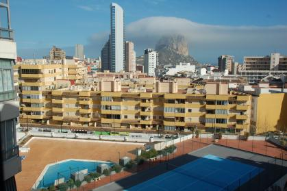 Downtown Apartment in Calpe center