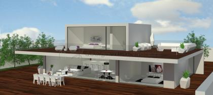 New construction Villa in Moraira