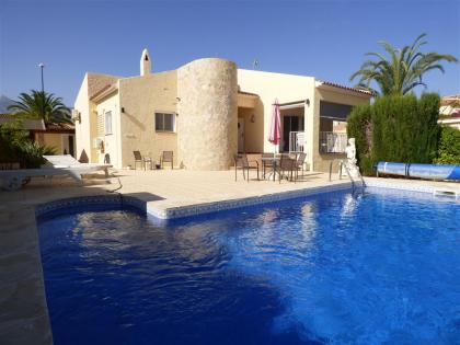 3 Bedroom Villa in La Nucia