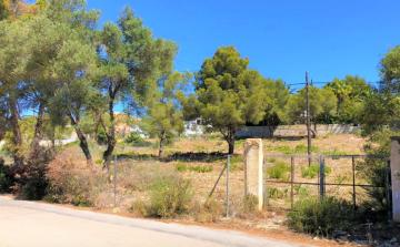 bedroom Plot in Javea