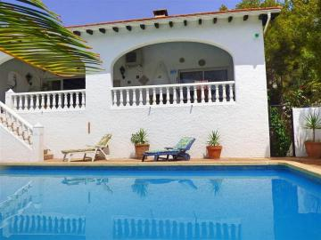 6 Soverom Villa in Altea la Vella