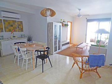 2nd line appartement in Altea centrum