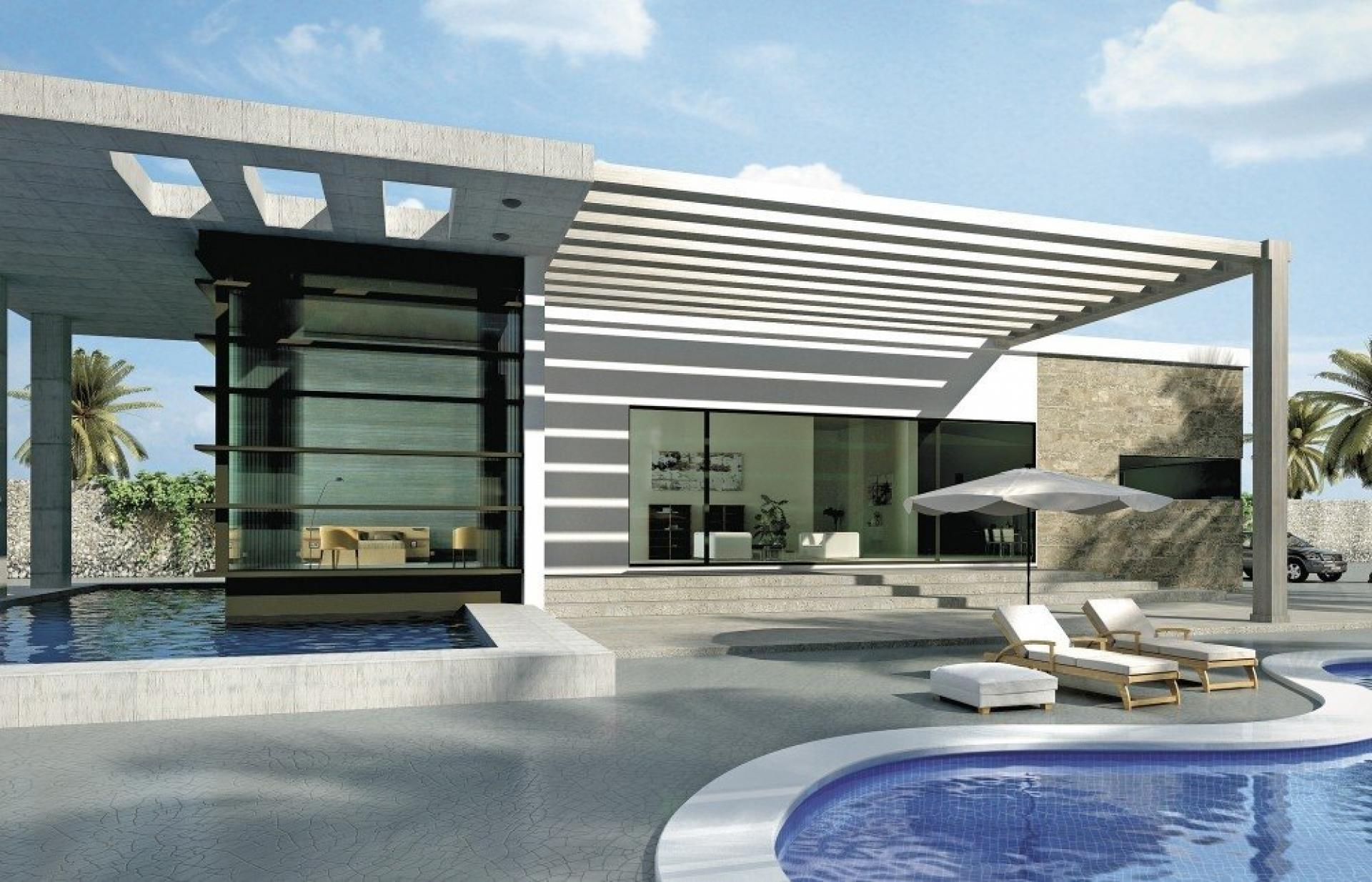 Project van 3 slaapkamer villa in Moraira  - Select Estates