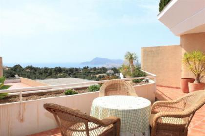 2 bedroom Apartment in Altea la Vella