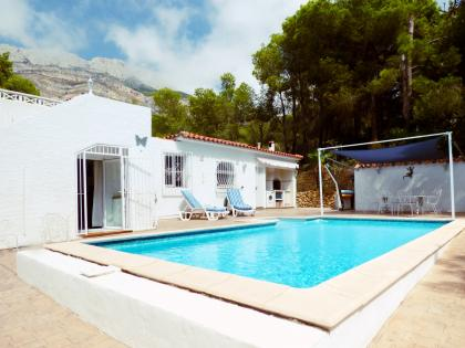 3 bedroom Villa in Altea la Vella
